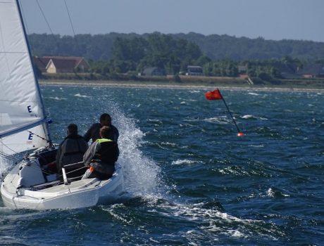 Invitioner til H-båds sejlads