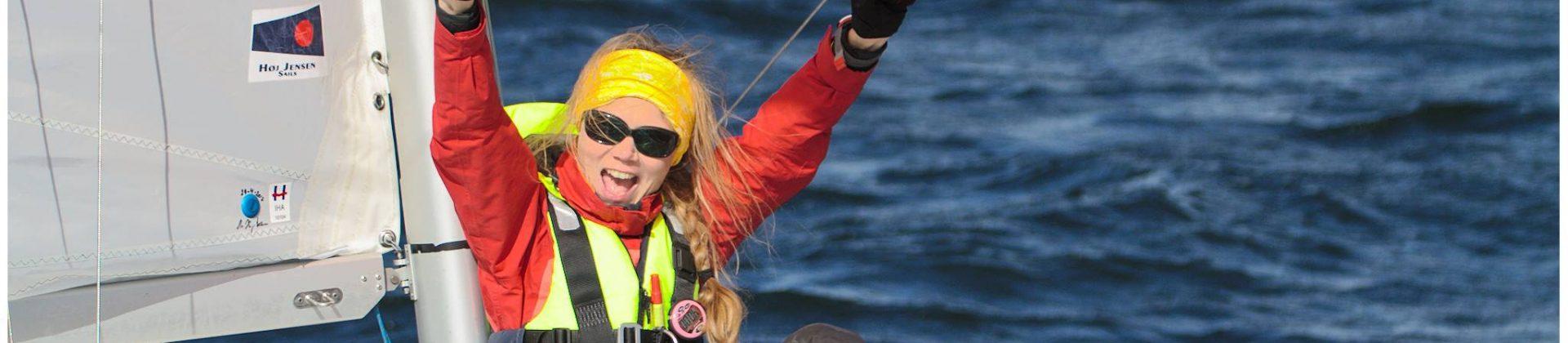 Nytårs hilsen for danske H-båds sejlere