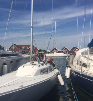 H båd til salg