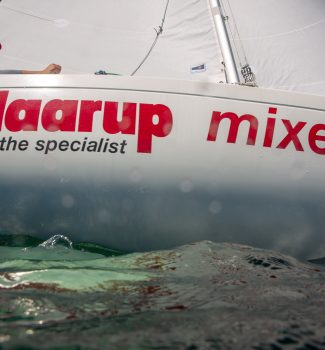 Haarup Mixer cup i Egå