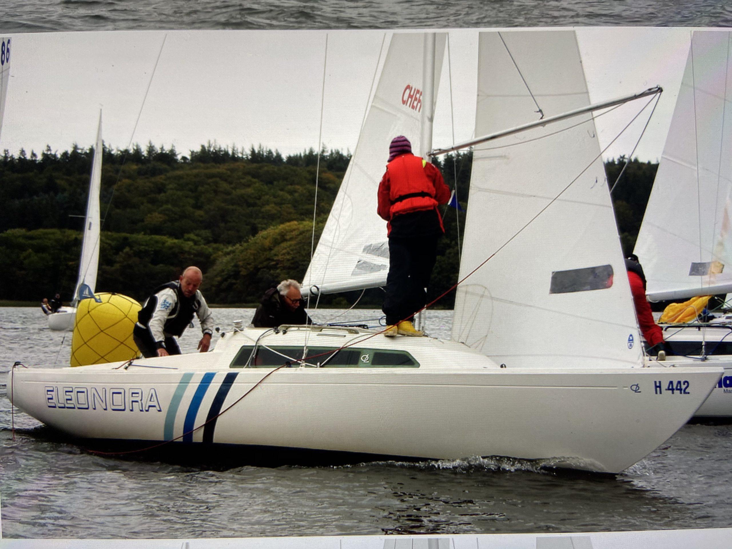 OL H-båd årgang 1984, DEN 442 sælges